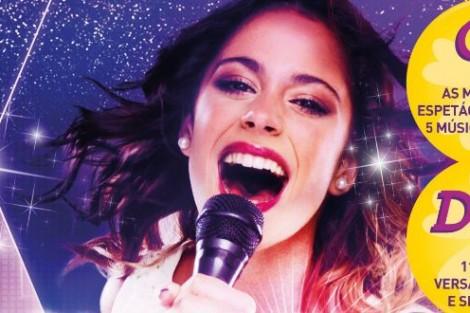 Violetta Em Concerto «Violetta» Lança Novo Cd Ao Vivo