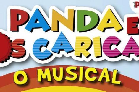 Panda E Os Caricas O Musical «Panda E Os Caricas – Musical» É Lançado Em Dvd
