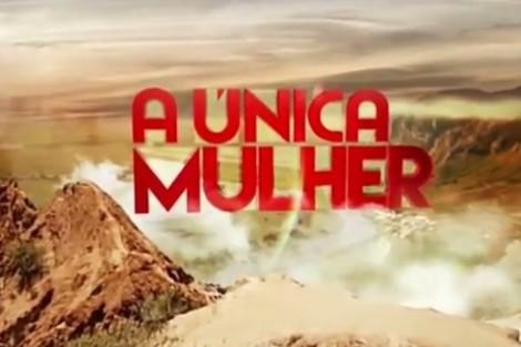 A Unica Mulher Logo «A Única Mulher»: Da Televisão Para O Palco [Atualizado]