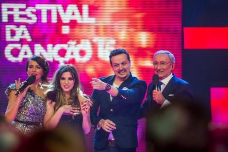 Festival Da Cançao Menos De 20% Dos Telespectadores Viu A Final Do «Festival Da Canção 2015»