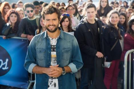 Idolos 2015 Joao Manzarra4 João Manzarra Apresenta Novo Programa Ao Lado De Andreia Rodrigues