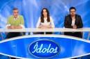 Idolos 2015 Jurados2 «Ídolos»: Descubra O Quarto Concorrente Expulso Da Competição