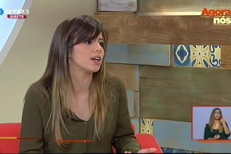 Leonor Andrade1 Anselmo Ralph Felicita Vitória De Leonor Andrade No «Festival Da Canção 2015»