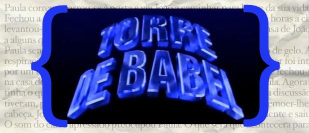 resumos_Torre de Babel