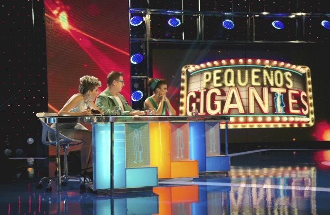 1412822126 740215 0000000000 Noticia Normal Tvi Volta A Promover «Pequenos Gigantes» Em Antena