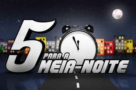 5 Para A Meia Noite 2015 «5 Para A Meia-Noite» Ao Sábado Durante O Verão