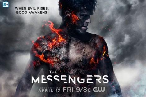 The Messengers 13 Cw Cancela Série Com Diogo Morgado