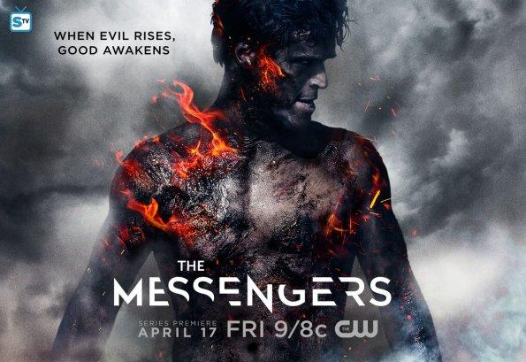 The Messengers 13 Série «The Messengers» Com Diogo Morgado Termina Sem Recorde De Audiência