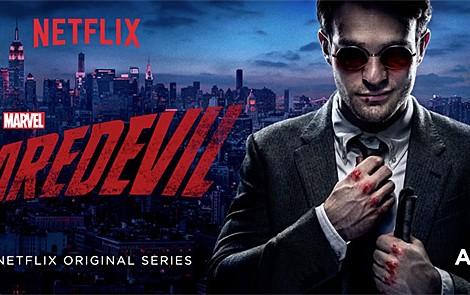 Daredevil Header «Daredevil» Renovada Para 3ª Temporada. Veja Os Vídeos.