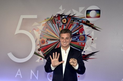 Luciano Huck Show 50 Anos Globo Globo Premium Em Sinal Aberto Esta Semana