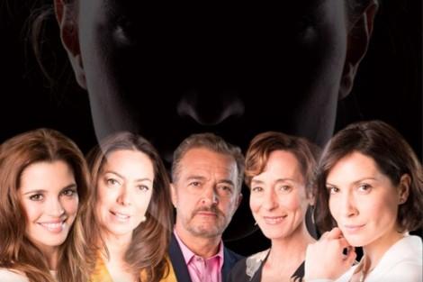 Poderosas Logo Temporario Conheça As Personagens De «Poderosas» (Com Fotos)