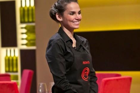 Renata A Entrevista «Masterchef» - Renata Monteiro