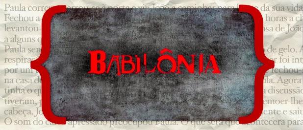 Resumos Babilonia «Babilónia»: Resumo De 14 A 20 De Dezembro