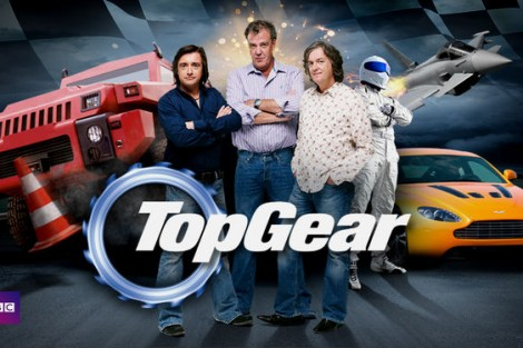 Top Gear «Top Gear» Tem Novo Apresentador
