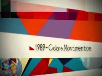 1989 Rtp2 «1989 - Ciclos E Movimentos» É O Novo Programa De Debate Da Rtp