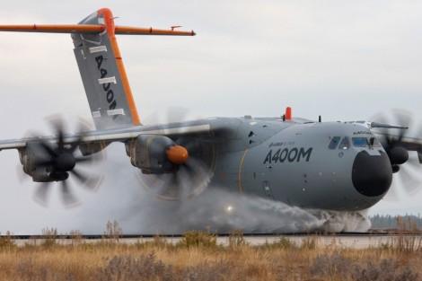 Airbus A400M Odisseia Estreia «Aviões Extraordinários»
