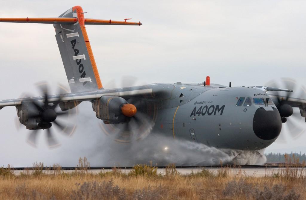 Airbus A400M Odisseia Estreia Documentário Sobre O «Airbus A400M»