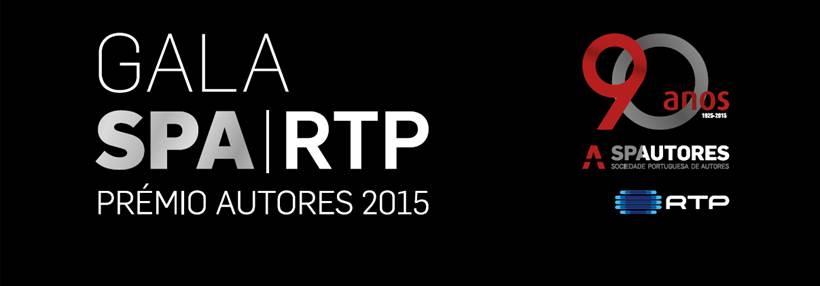 Gala Spa 2015 Rtp Conquista Todos Os Prémios Na Categoria De Televisão Na Gala Spa