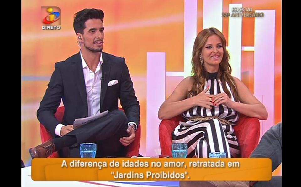 Joao Montez João Montez Sente-Se «Em Casa» Na Tvi