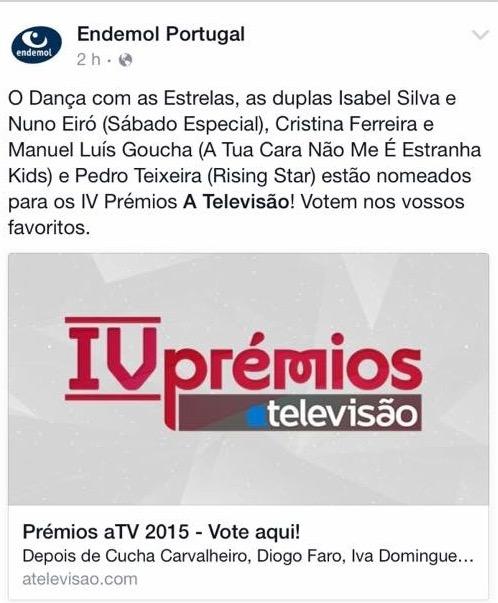 Endemol Prémios aTV