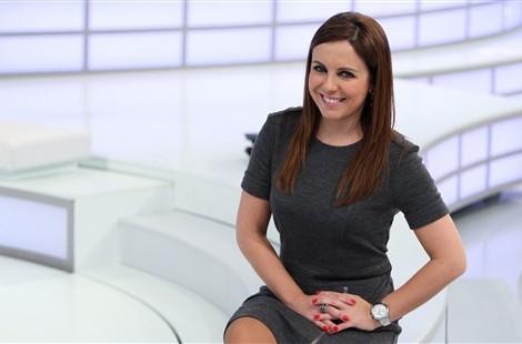 Tania Ribas De Oliveira «Danças Do Mundo Vai Fazer História [Na Televisão Portuguesa]», Afirma Tânia Ribas De Oliveira