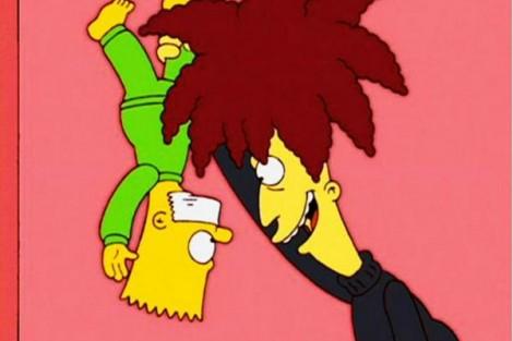 Bart E Sideshow «Sideshow Bob» Consegue Matar «Bart Simpson» Em Episódio Especial