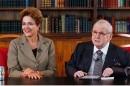 Dilma Programa Jo Soares Jô Soares Entrevista Dilma Rousseff Esta Noite