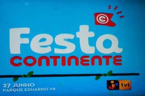 Festa Continente Seis Apresentadores Da Tvi Assumem Condução Da «Festa Continente»