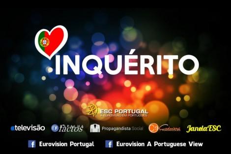 Inquerito Escportugal Dê A Sua Opinião Sobre A Eurovisão – Inquérito