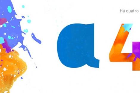 Slide 4 Anos 4 Anos Atv: Fórum Atv Com Nova Imagem