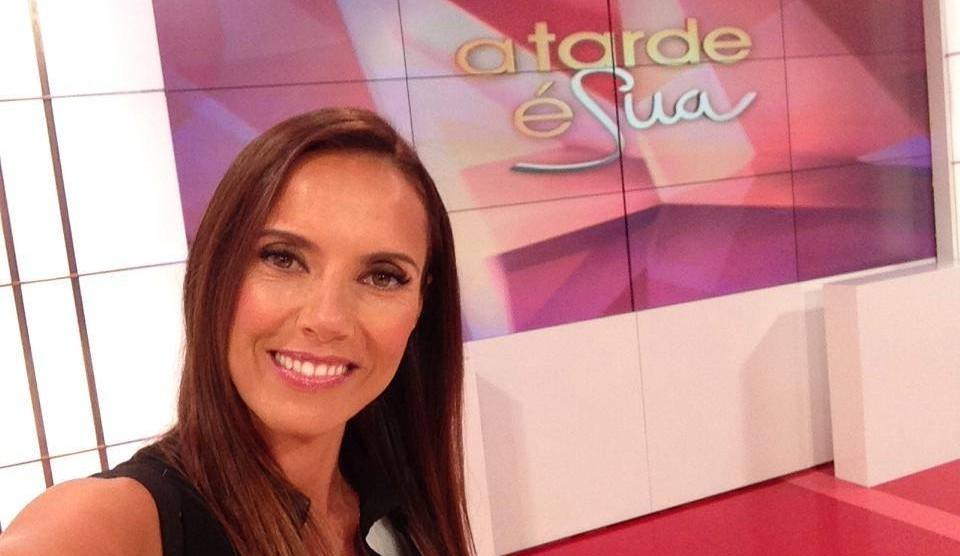 Iva Domingues regressa à TVI [Com vídeo] | A Televisão