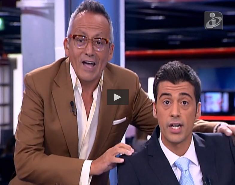 Capturar Insólito: Manuel Luís Goucha Interrompe «Diário Da Manhã»
