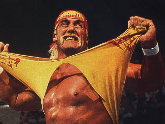 Hulk Hogan Hulk Hogan Despedido Pela Wwe