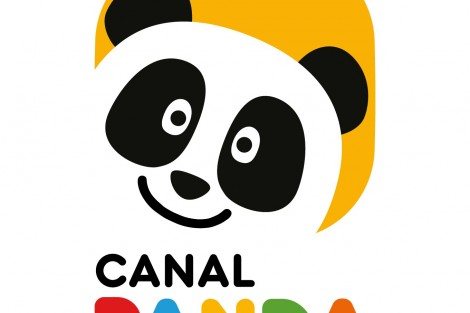 Logo Panda Vertical Canal Caja Canal Panda Apresenta Nova Imagem