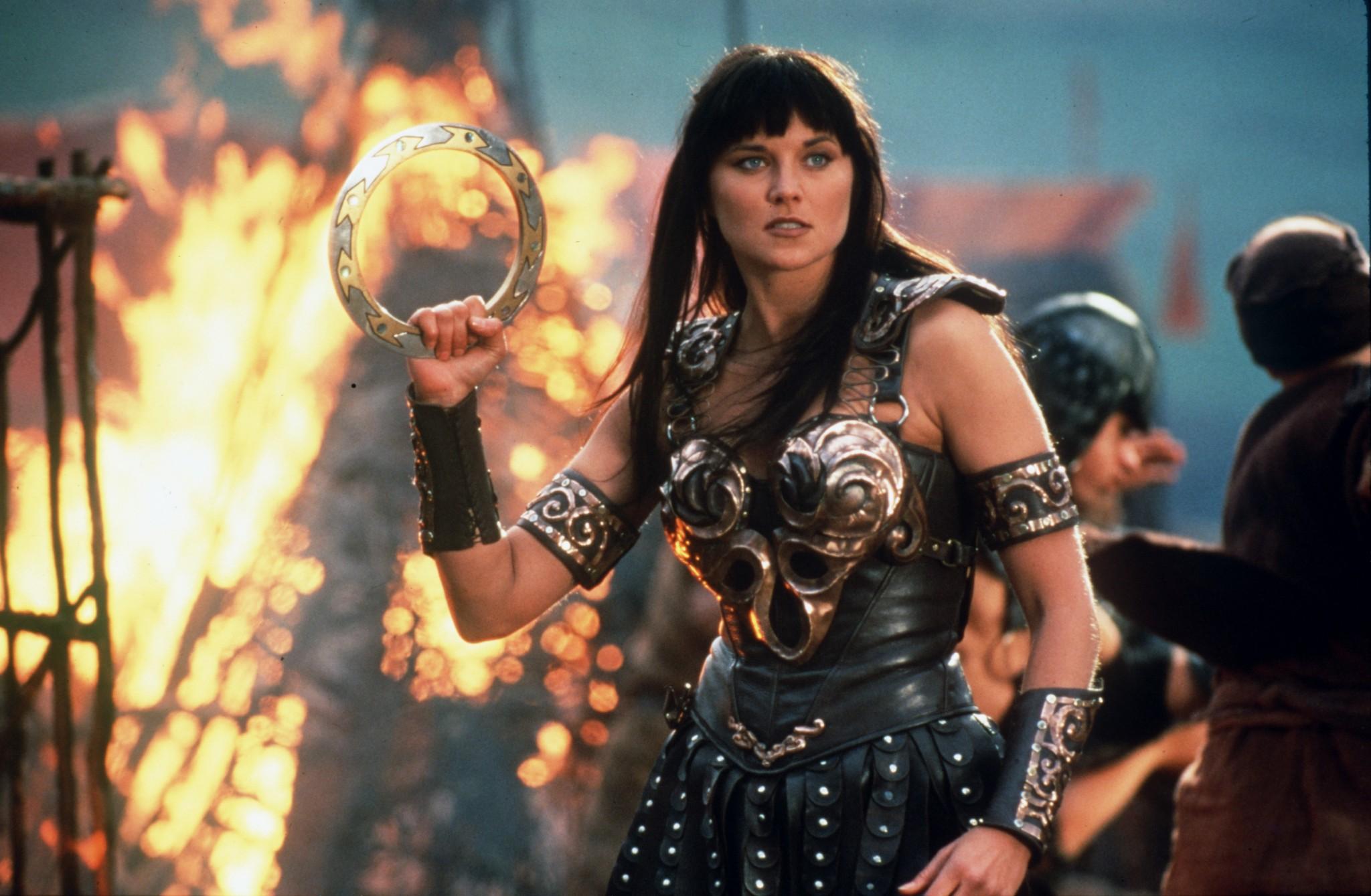 Xena Warrior Princess Nbc Prepara Reboot De «Xena: Warrior Princess»