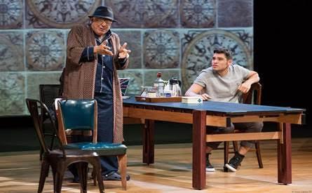 António Fagundes Teatro Filho Antônio Fagundes E O Filho São Entrevistados Esta Noite No «Programa Do Jô»