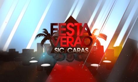 Festa Verao Sic Caras Conheça A Equipa De Repórteres Da «Festa De Verão Sic Caras» [Com Foto]