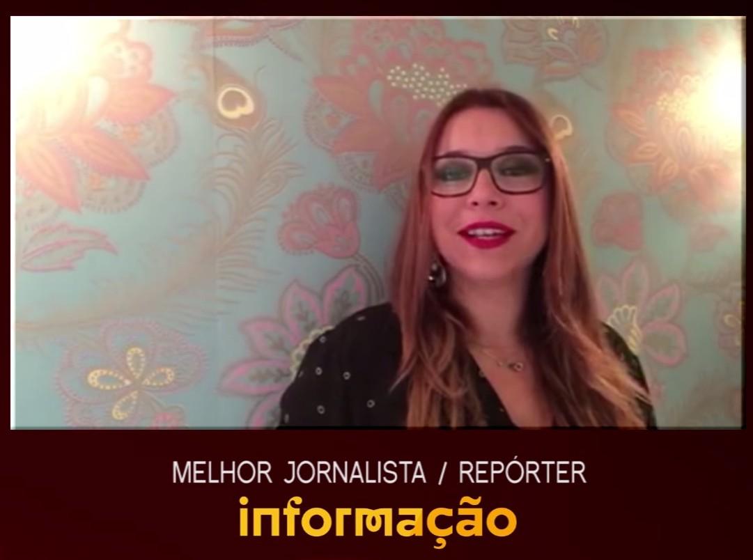 Rita Prémios Atv: Rita Marrafa De Carvalho Não Esperava Nomeação [Vídeo]