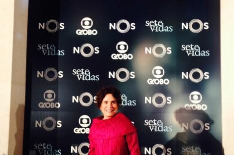 Regina Duarte Regina Duarte Mostra-Se Orgulhosa De «Sete Vidas» E Elogia Protagonistas