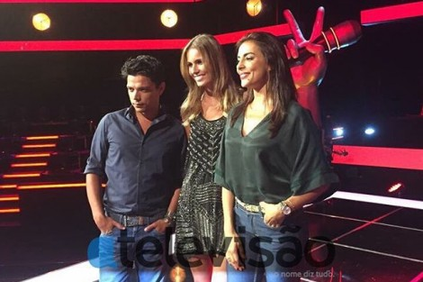 The Voice Apresentadores Do «The Voice Portugal» Prevêem Queda Nas Audiências