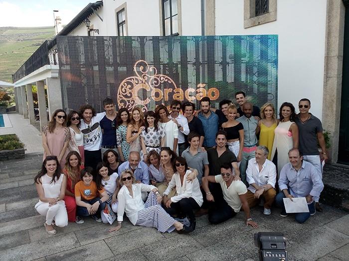Coração D Ouro «Coração D' Ouro» Volta A Ser A Novela Preferida Dos Portugueses