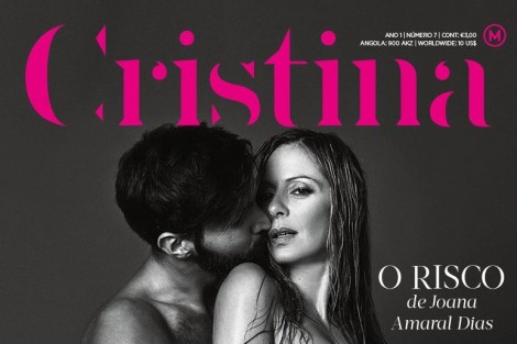 Cristina1 Capa Polémica Da Revista «Cristina» É Destaque Na Imprensa Internacional