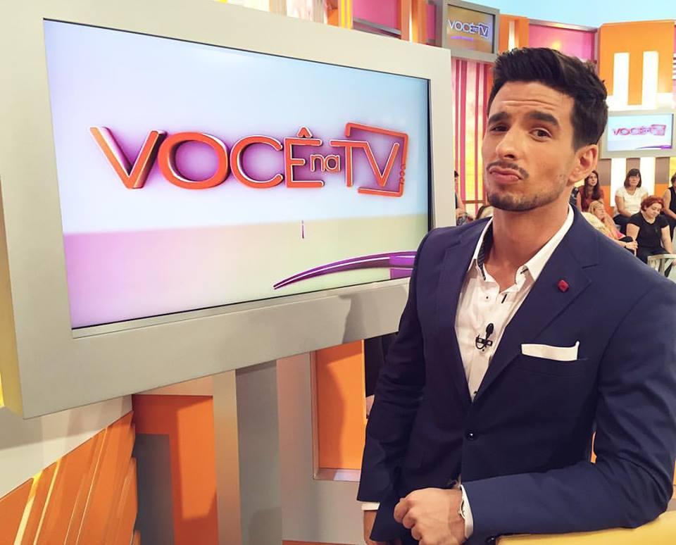 Joao Montez Ii João Montez Ganha Rubrica No «Você Na Tv!»