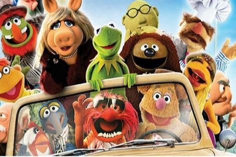 marretas «The Muppets» de regresso a Portugal