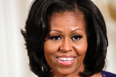 Michelle «Project Runway Junior» Recebe Michelle Obama
