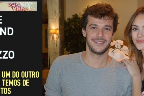 Slideshow Sete Vidas Entrevista A Entrevista - Isabelle Drummond E Jayme Matarazzo - 2ª Parte