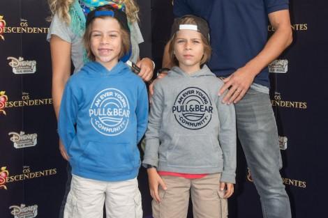 Descendentes Disney 037 Saiba Como Foi A Antestreia De «Os Descendentes» Em Portugal (Com Fotos)