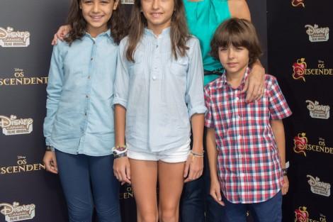 Descendentes Disney 059 Saiba Como Foi A Antestreia De «Os Descendentes» Em Portugal (Com Fotos)