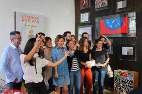 Img 2202 Leonor Poeiras É Surpreendida Por Amigos Em Evento [Com Fotos]