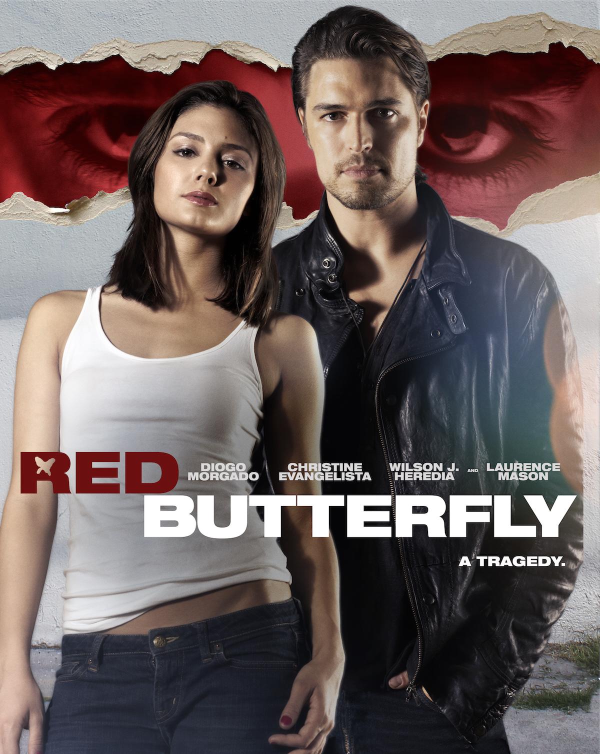 Red Butterfly Movie Poster «Red Butterfly»: Veja O Trailer Do Filme Com Diogo Morgado